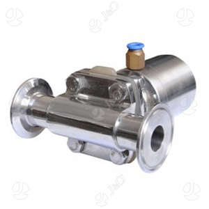 Sanitary Stainless Steel Forged Clamp End Diaphragm Valve