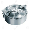 Round Stainless Steel Manways with Pressure Oval Manways