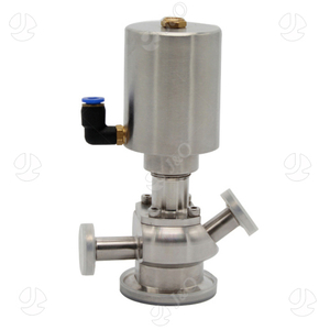 Sanitary Stainless Steel Pneumatic Aseptic Sampling Valve