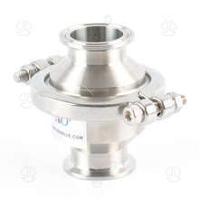 Sanitary Stainless Steel Tri-Clamp Check Valve