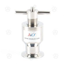 Hygienic Stainless Steel Adjust Air Exhaust Valve