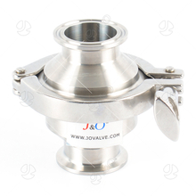 Sanitary Stainless Steel Clamped Check Valve