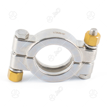 Sanitary Stainless Steel 13mhp High Pressure Pipe Clamp